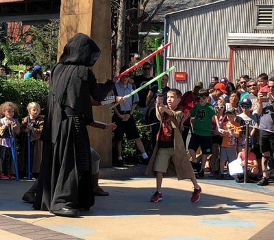 How to Make the Most of Jedi Training at Walt Disney World
