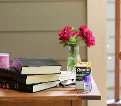 A Book Lover's Guide to Eliminating Dry Eyes