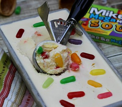 Sweet and Sour Ice Cream