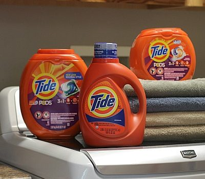 Easy Ways to Do Laundry For Less