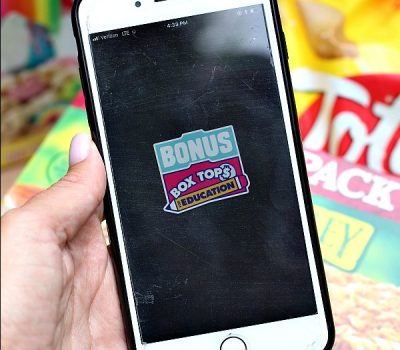 How to Buy, Scan and Earn Bonus Box Tops for Back-to-School