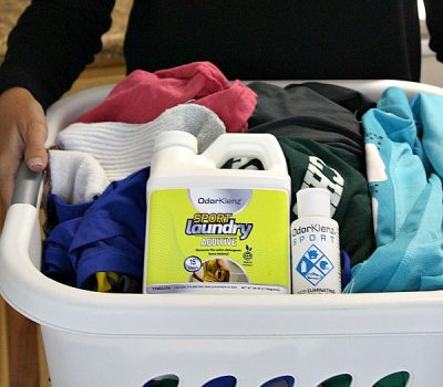 How to Get Rid of Sports Odors in Laundry