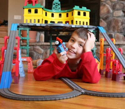 Holiday Gift Ideas for Your Train Loving Littles