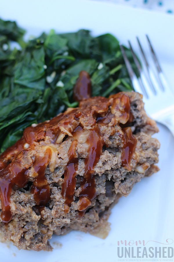 Easy Low Carb Meatloaf Recipe